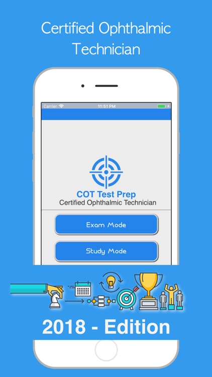 COT Test Prep 2018 screenshot-0