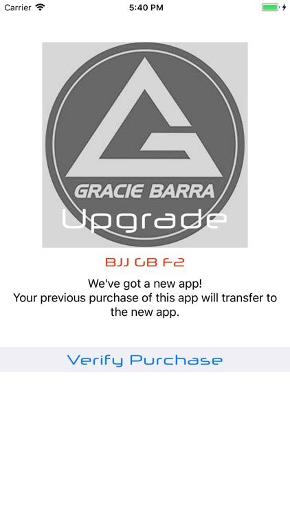Gracie Barra BBJ: Weeks 5-8