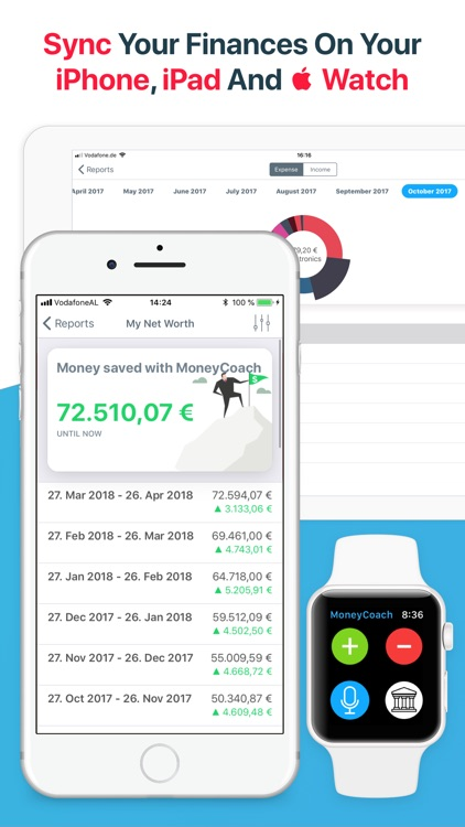 MoneyCoach - Budget & Expenses screenshot-8