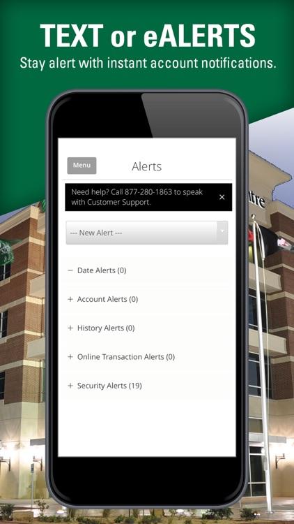 FirstBank & Trust of Texas screenshot-3