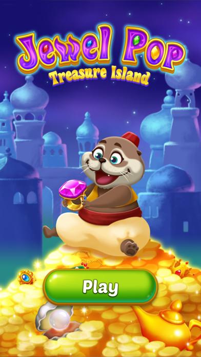 Jewel Pop : Treasure Island Screenshot 5
