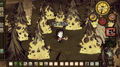 Screenshot for Don't Starve: Pocket Edition in United States App Store