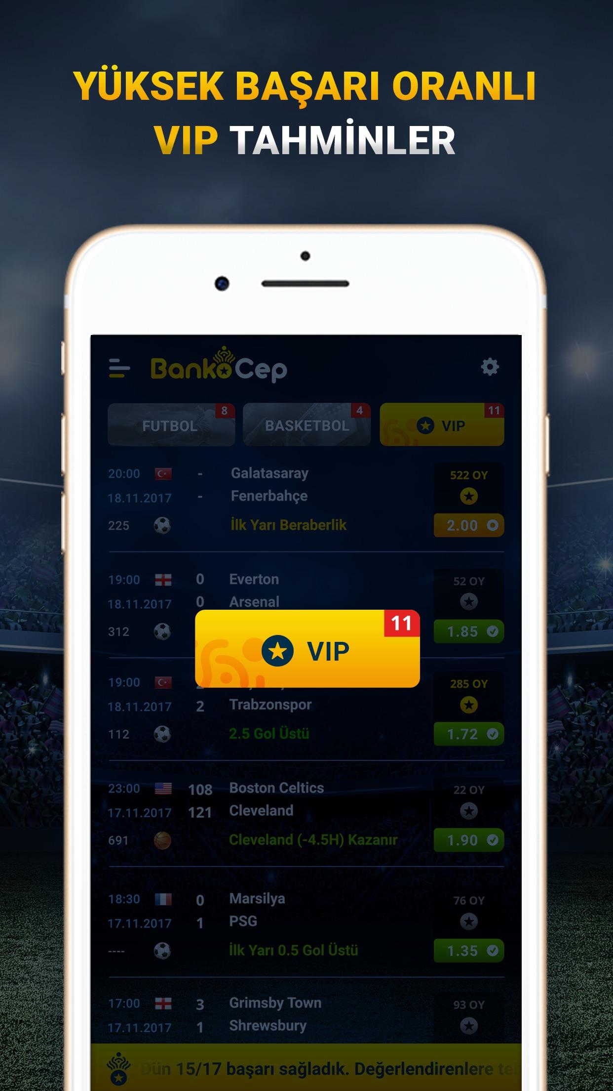 BankoCep - İddaa Tahminleri Screenshot