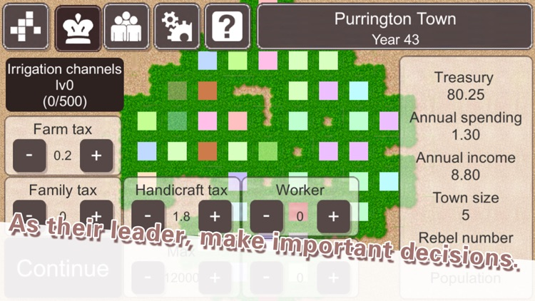 Farm and Tax