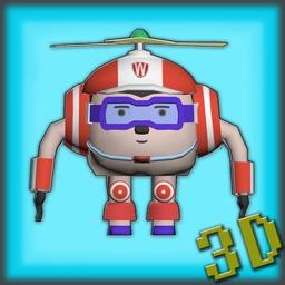 Jet Man 3D