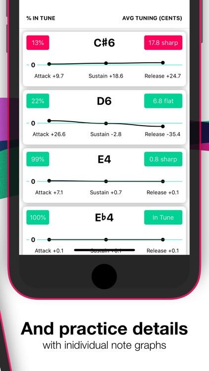Tunable - Music Practice Tools screenshot-5