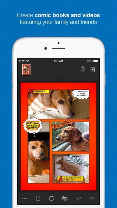 Halftone 2 review screenshots