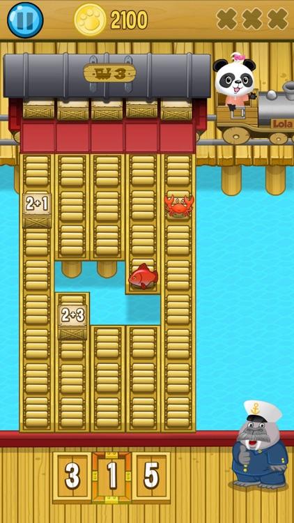 Lola's Math Ship LITE screenshot-3