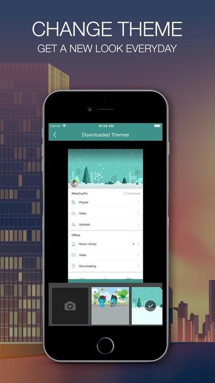 NhacCuaTui - Nghe nhạc MP3 screenshot-3