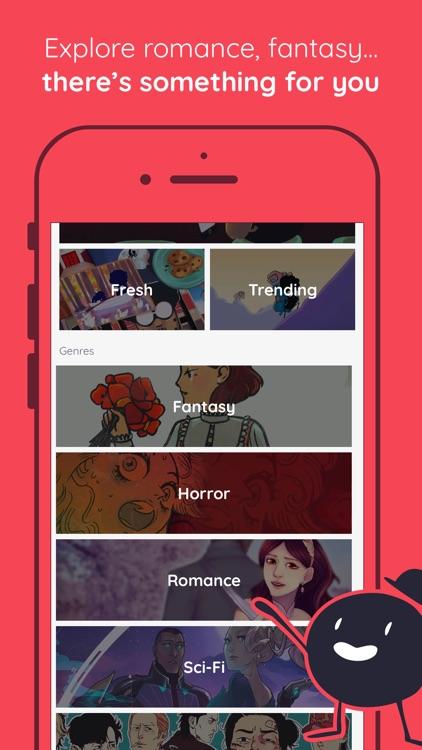 Tapas - Comics & Stories screenshot-4