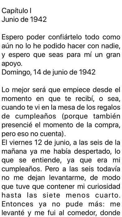 El Diario De Ana Frank review screenshots