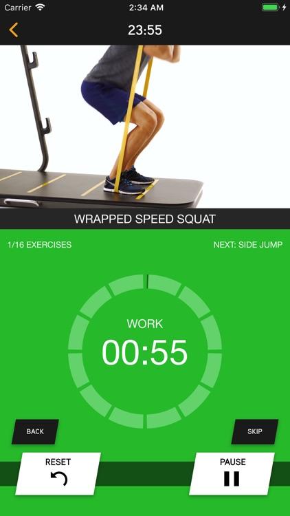 Matrix Fitness Home Workout screenshot-4