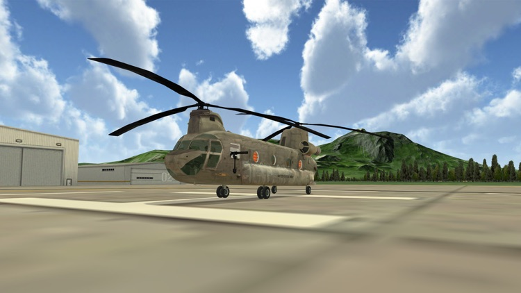Chinook Ops - Flight Simulator screenshot-0