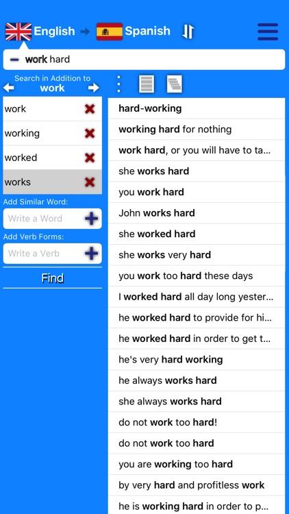 Dictionary Plus (English) screenshot-5