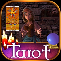 Tarot Card Reading 3D