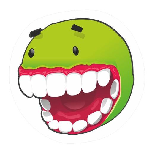 Leather Ball of teeth