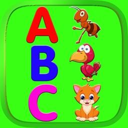 ABC Matching Shadow & Animals