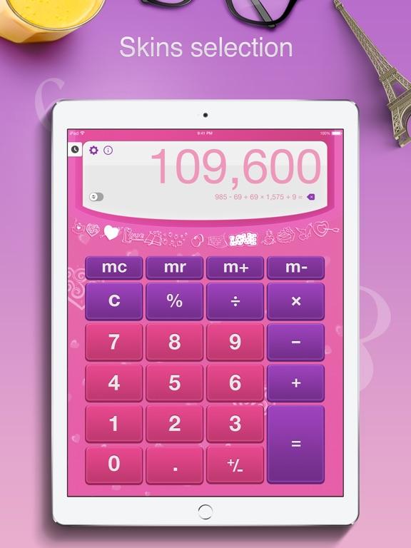 Calculator ipad 2