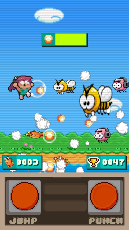 Cooties Smasher - 8-bit arcade screenshot-4