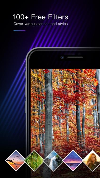 MIX - Photo Editor & Filters screenshot-0