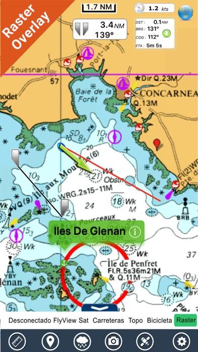 Grecia Cartas Náuticas GPS HDCaptura de pantalla de5