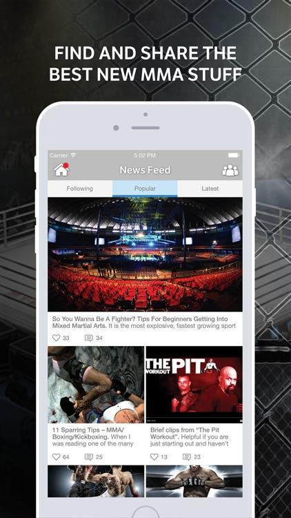 Amino for: MMA & UFC