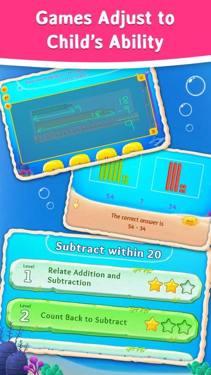 Second Grade Splash Math Games screenshot-3