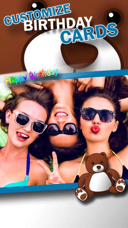 Happy Birthday Video Editor