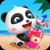 Tienda de jugos del Panda Bebé