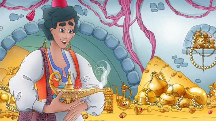 Aladdin & The Magic Lamp screenshot-3