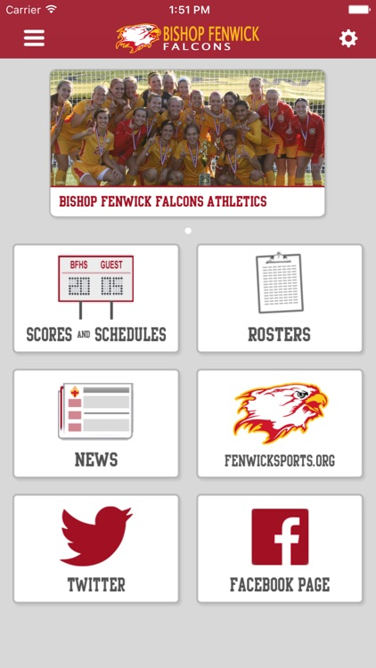 Bishop Fenwick Athletics