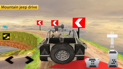 Journey Forest: Driving Jeep screenshot three
