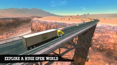 Truck Simulation 19 screenshot 1