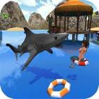 Tiburón Ataque Hambriento Evol icon