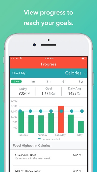 download MyPlate Calorie Counter apps 4