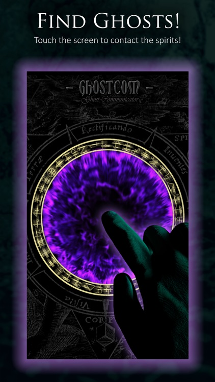 Ghostcom Ghost Communicator