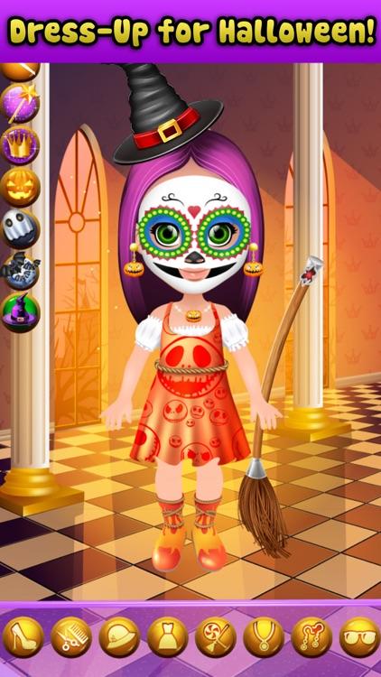 Halloween Face Paint Salon screenshot-3