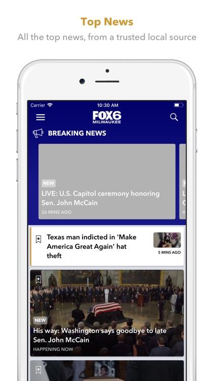 FOX6 screenshot-0