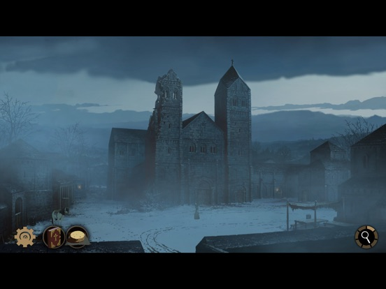 The Pillars of the Earth Game screenshot #2