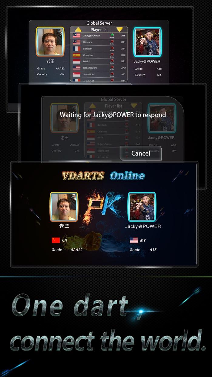 VDartsGame Screenshot