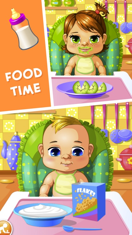 My Baby Care: Babysitter
