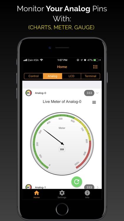 Arduino Bluetooth Kit screenshot-3