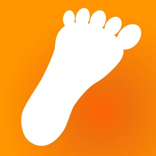One Foot - Pedometer