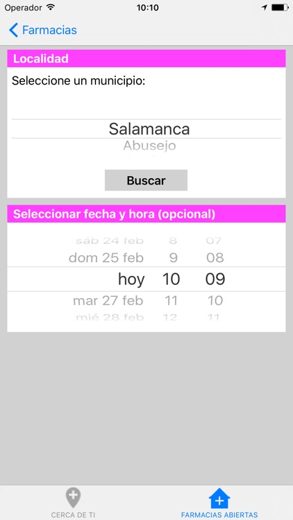 MICOF Salamanca screenshot-3