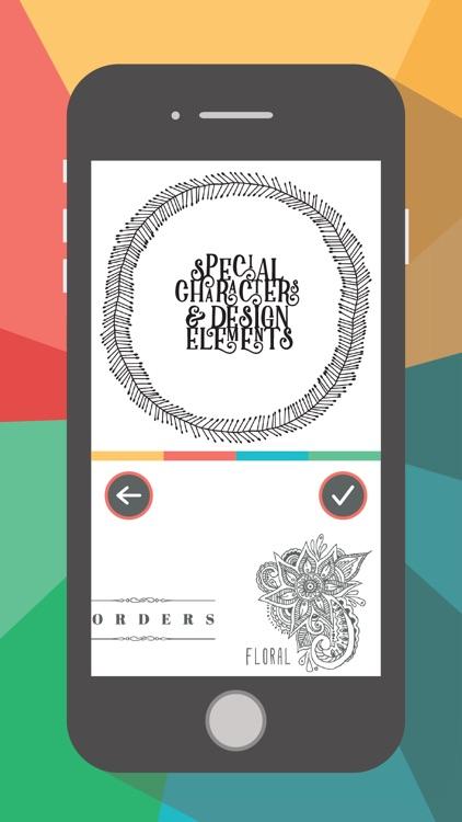 VanillaPen - Poster maker screenshot-3