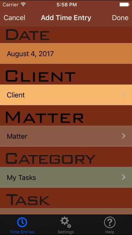 MyBilledTime for Attorneys
