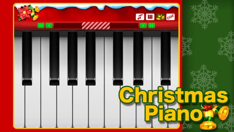 A Christmas Piano screenshot-1