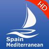 España mediterránea Cartas Pro