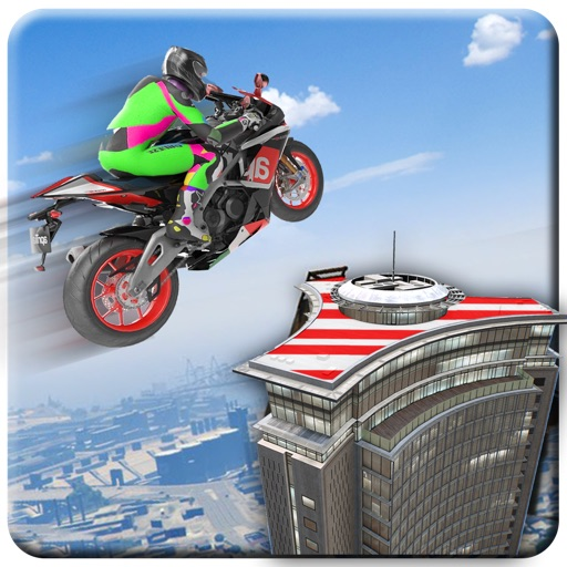 Download Multiplayer Fast Bike racing free for iPhone, iPod and iPad