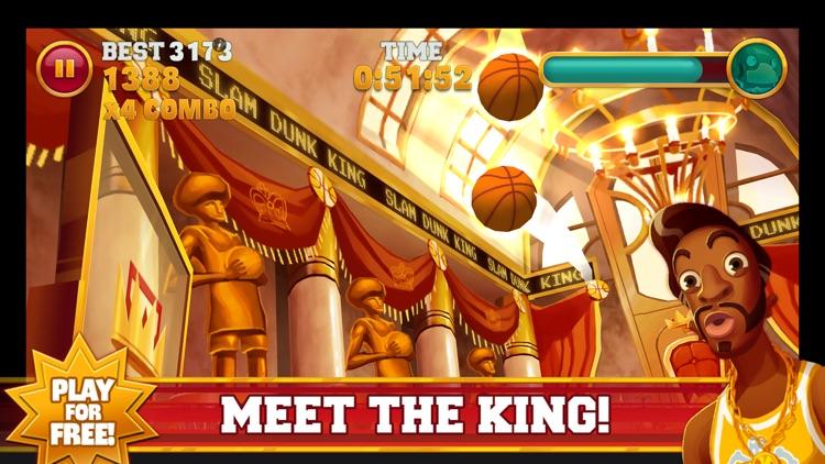 Slam Dunk King screenshot-3